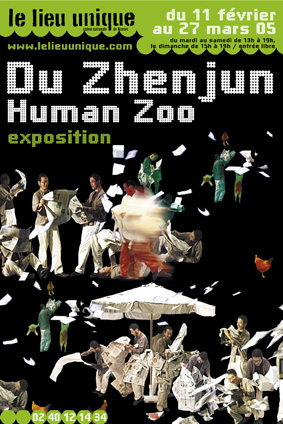 cataloque Human Zoo